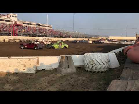 34 Raceway August Figure 8 Rear Wheel Drive Weld Heat