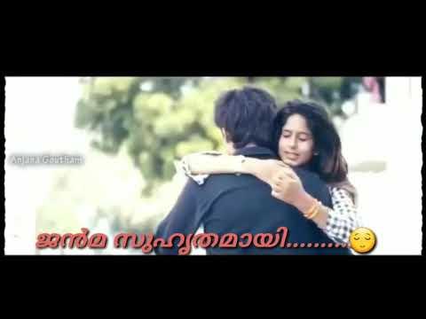 poonkuyile poovazhake HD  Malayalam Album States   Mts Media 