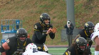 Towson Football Falls to Duquesne in FCS Playoffs 31-10