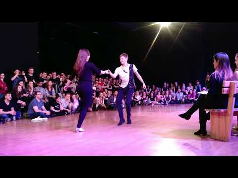 Berlin swing revolution 2017 Revolutionary jnj Philipp Wolf & Marta Nita
