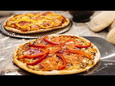 Twin Shelf Pizza Oven