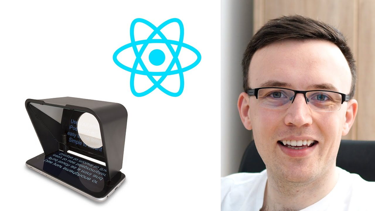 REACT NATIVE TUTORIAL - Teleprompter in TypeScript
