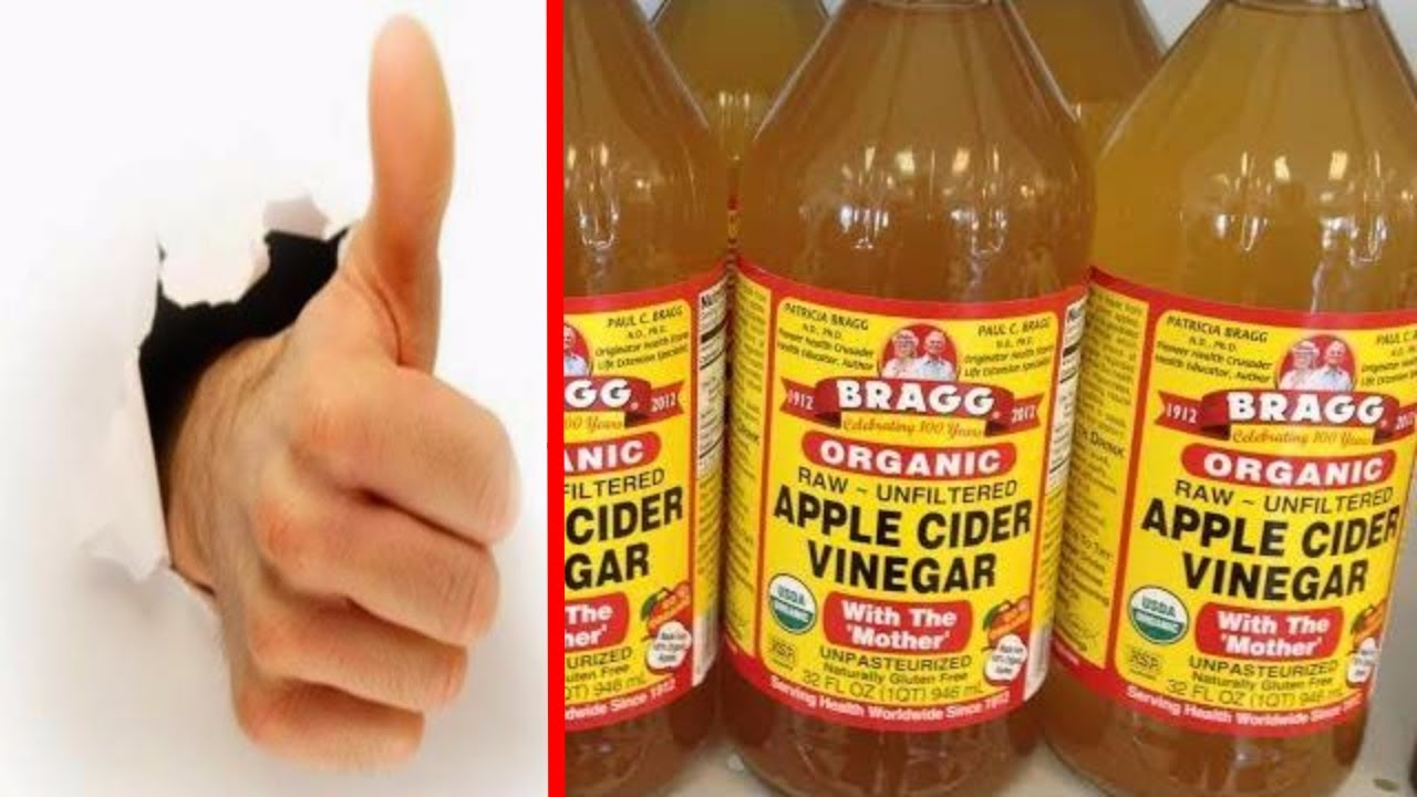 1 Tablespoon Apple Cider Vinegar For 60 Days And See What Will Happen