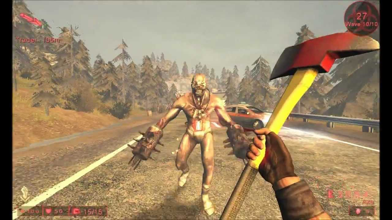 Killing Floor : How To Kill Fleshpound On HOE As Berserker