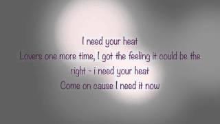 Scarlet Pleasure - Heat Lyrics