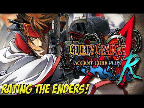 Guilty Gear: Accent Core! Rating the Instant Enders! - YoVideogames