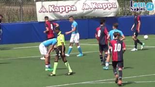 IAMNAPLES.IT - Under 16, Napoli-Genoa 0-2. Gli highlights di IamNaples.it