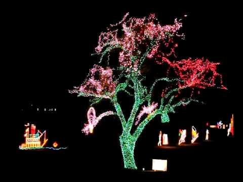 Hartwood Acres Celebration of Lights #14 - YouTube