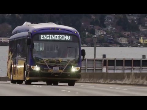Proterra Battery Electric Bus Endurance Test  King County Metro 2016