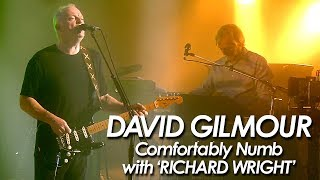 DAVID GILMOUR With RICHARD WRIGHT : PINK FLOYD『 Comfortably Numb 』at The Royal Albert Hall 2006