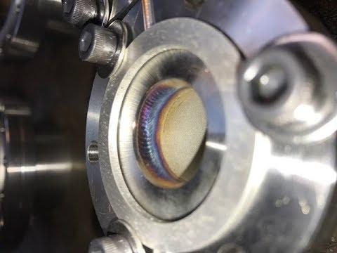 TIG Welding 304SS Vacuum Flanges