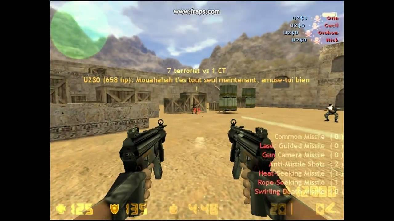 Counter strike 1. 6 with bots free download kickass.