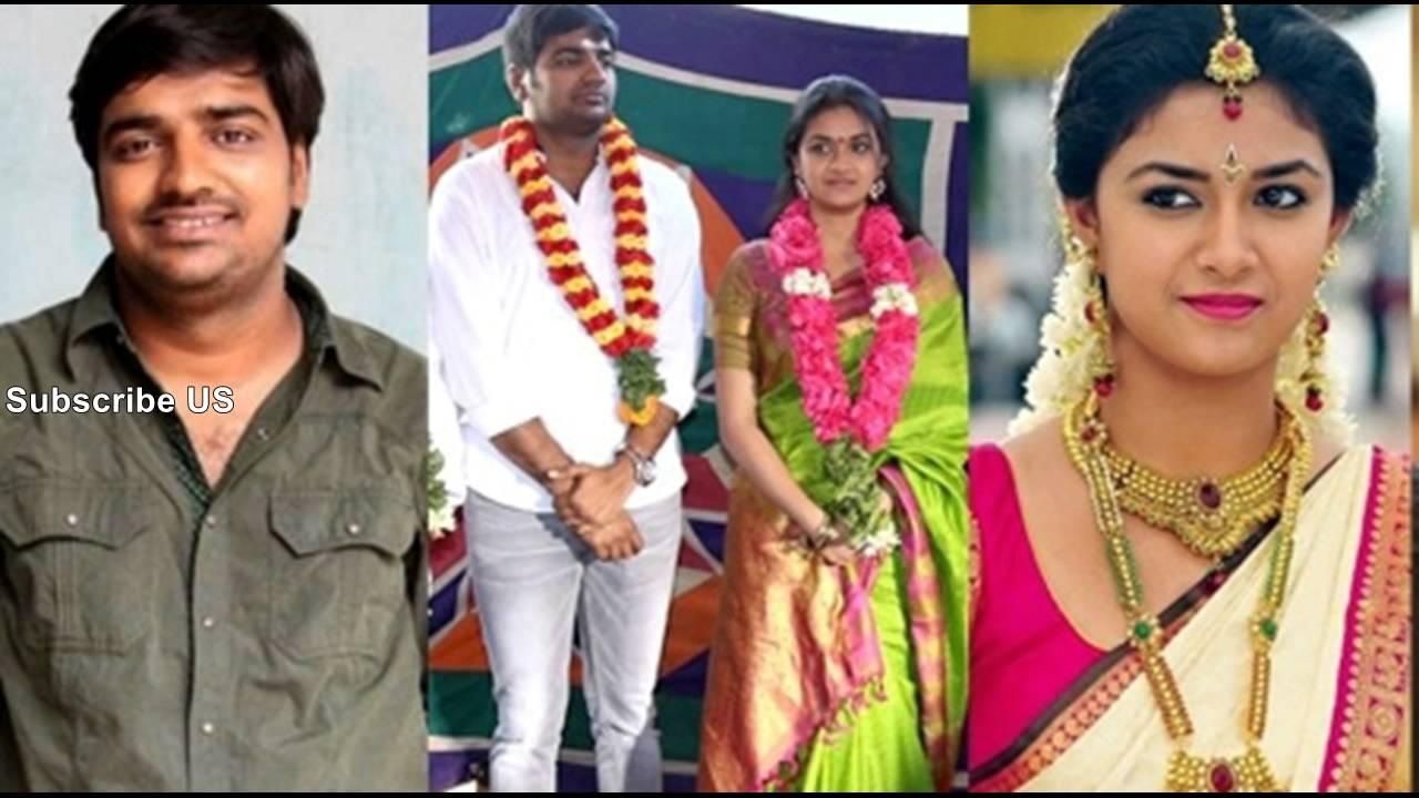 Keerthi Suresh And Comedy Actor Hot News Tamil Actress Hot Cinema News Kollytube Youtube