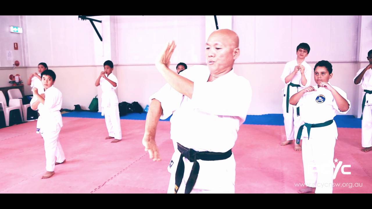 Martial Arts Training Classes   PCYC NSW