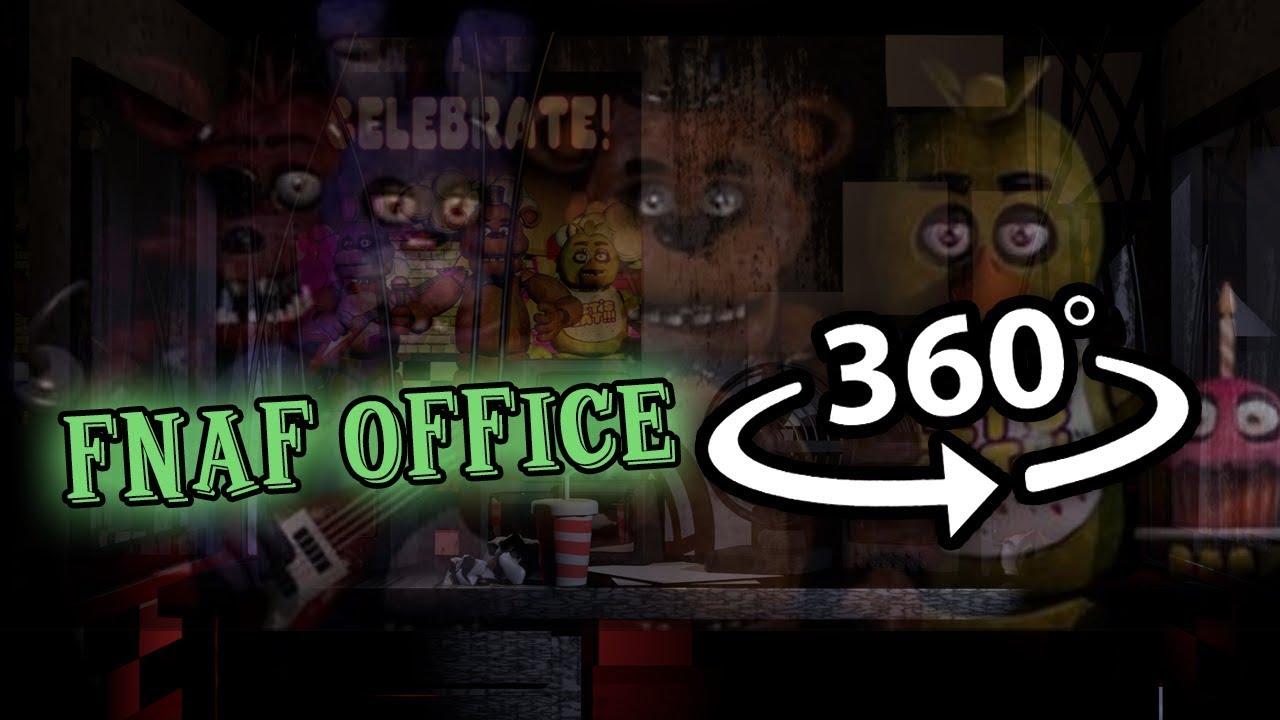 Fnaf Office 360: Five Nights At Freddy's 360 VR
