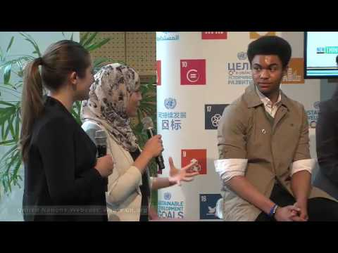 Getting things done to achieve SDGs | Discussion with Alaa Murabit