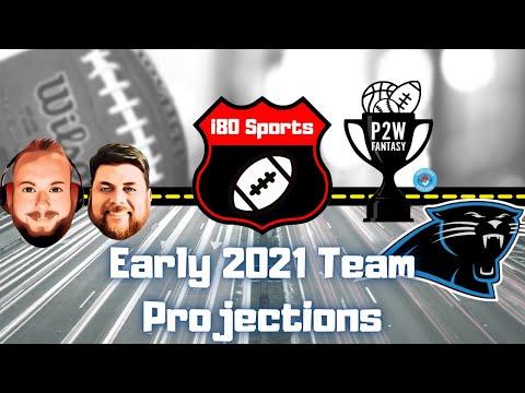 Early 2021 NFL Projections- Carolina Panthers
