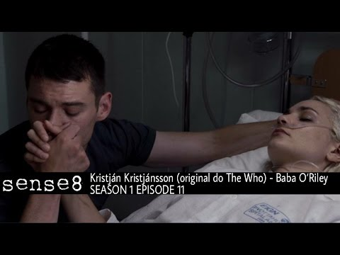 Kristján Kristjánsson(original doThe Who) - Baba O'Riley - Sense8 - 1x11