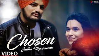 Chosen (Official Video) Sidhu Moose Wala Ft. Sunny Malton | New P