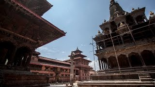 Nepal Earthquake  -  Everything Is Not Fallen