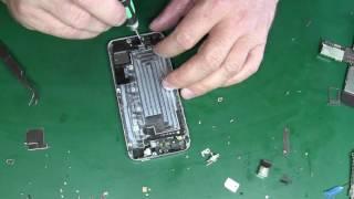 видео Замена вибромотора iPhone SE