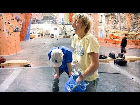 The Climbing Shenanigans Continue - Alex Megos And Liam Lonsdale