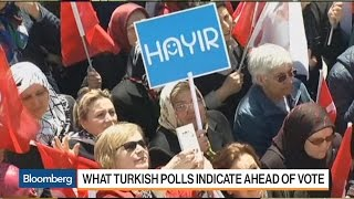What Turkish Polls Indicate Ahead of Vote