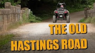 ATVing on The Old Hastings Road - Exploring Ontario Ghost Towns