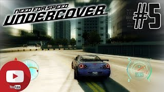 ✔ Need for Speed Undercover: Historia completa en Español | Playthrough Parte 5