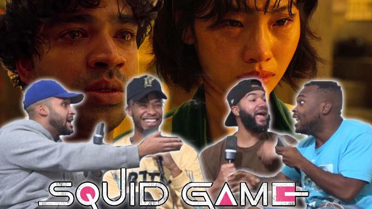 """Download SADDEST EPISODE! Squid Game Episode 6 """"Gganbu"""" Reaction"""