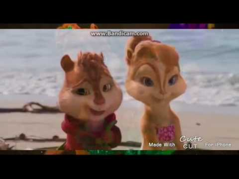 Chipettes ft.Chipmunks - Bad Blood