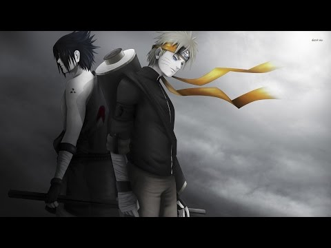 【MAD】Naruto opening X Unlimits - Cascade