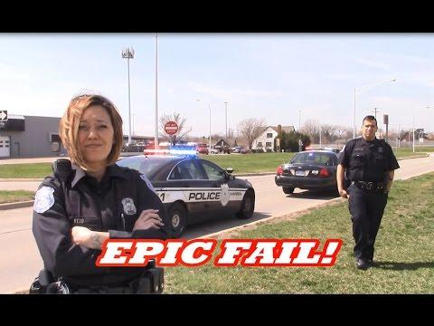 Warren Police Assault Photographer: 1st Amendment Audit FAIL!!