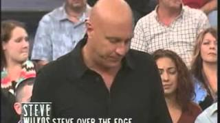 Steve Over The Edge (The Steve Wilkos Show)