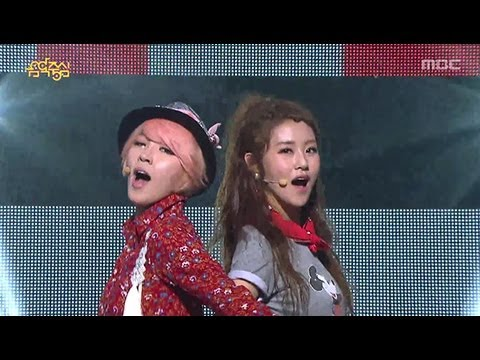 2YOON - 24/7, 투윤 - 24/7, Music Core 20130202