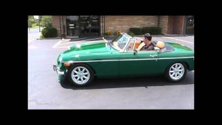 1977 MG MGB V8 Roadster - SOLD!