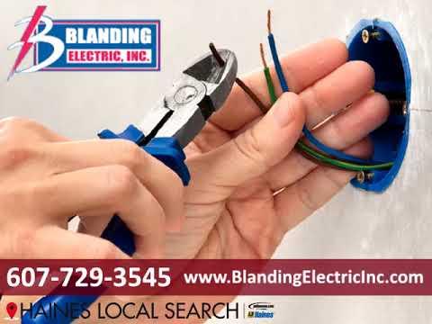 Blanding Electric Inc In Vestal, NY
