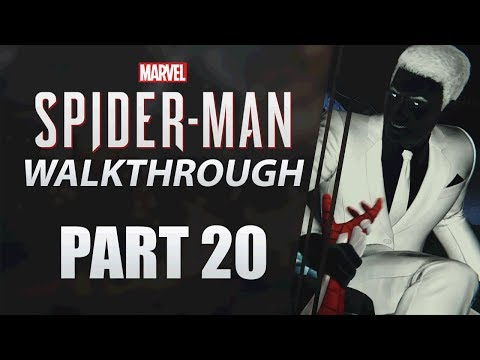Marvel's Spider-Man | Walkthrough [Spectacular] Part 20