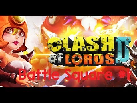 Clash Of Lords 2: Guild Castle -- Let's Play Some Battle Square