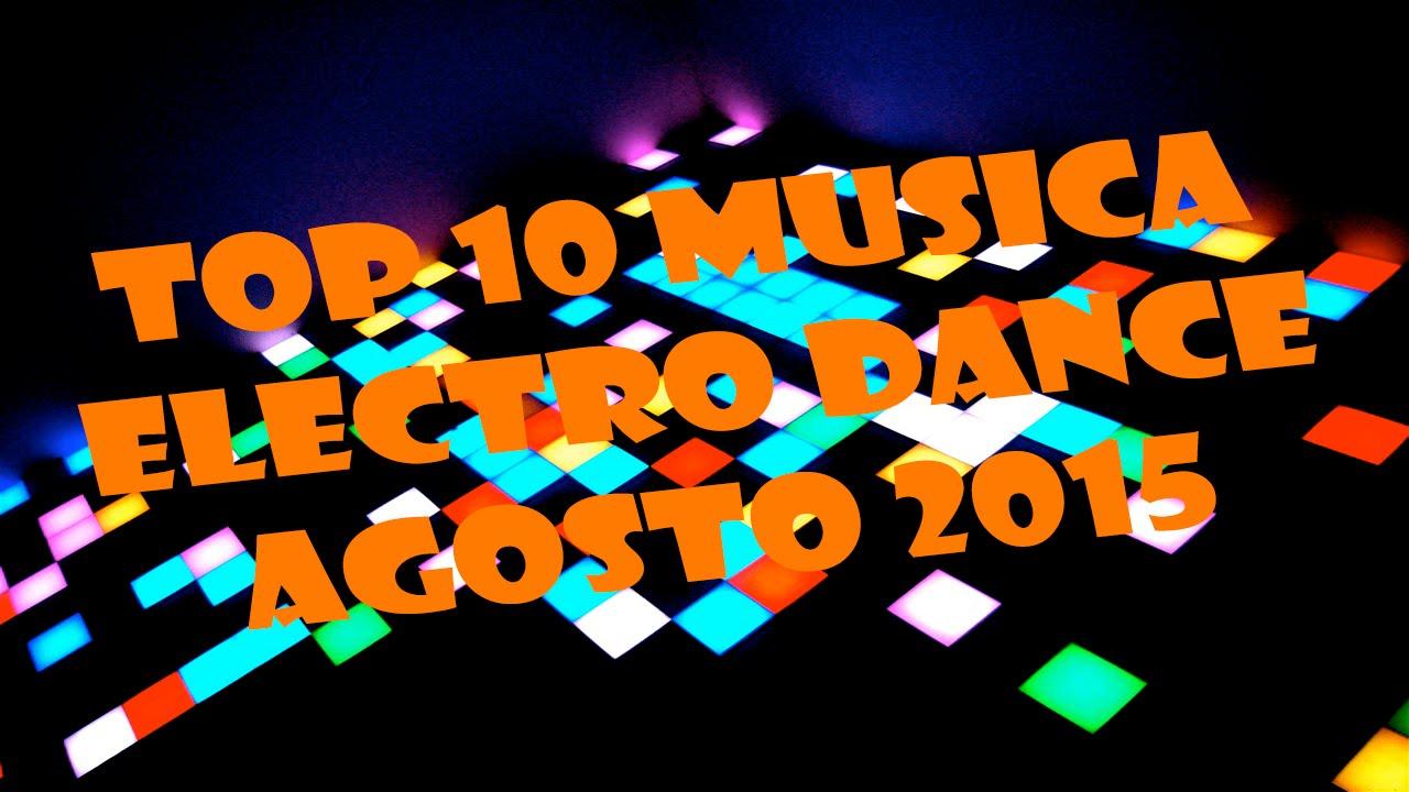 musica dance top 10:
