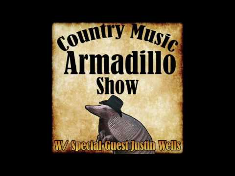 Justin Wells Interview on the Country Music Armadillo Show
