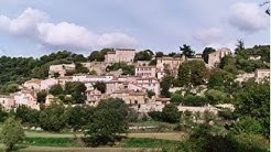 La Roque sur Pernes. Le 15 - 08 - 2017. HD.