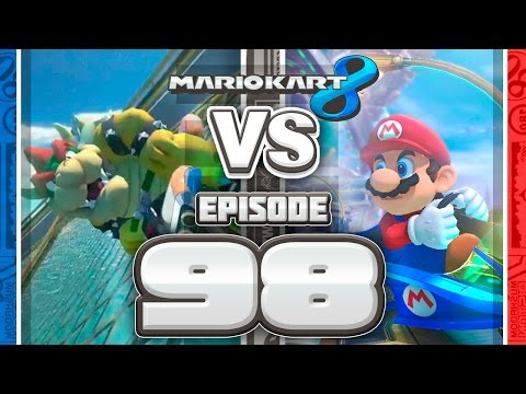 DAVID KARAOKE Mario Kart 8 Online Team Races - Ep 98 w/ TheKingNappy + Friends!