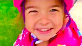 Learn Colors ❤️ Balance Bike ❤️ Family Vlog ❤️ Playground Fun ❤️ Try Not To Laugh ❤️ Kinder Playtime