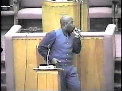 Pastor J P Weaver Preaching In San Jose Youtube