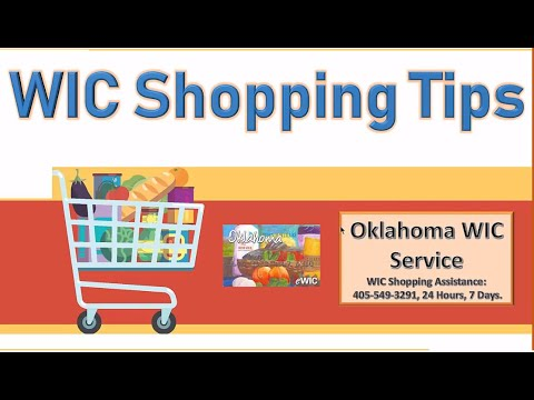 WIC Shopping Tips