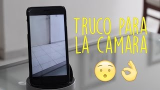 Truco | En la Cámara de tu iPhone, iPod Touch y iPad