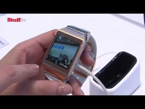 Samsung Galaxy Gear hands-on review - is this the smartwatch we've been waiting for?