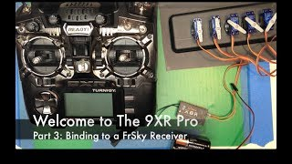 Welcome to the Turnigy 9XR Pro, Part 3: ...