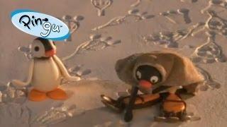 Pingu - Pingu en de afschuwelijke sneeuwman